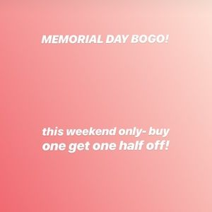 MDW BOGO SALE - bundle items together for offer
